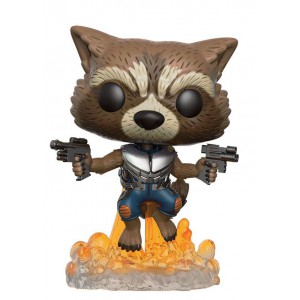 Figurine Pop! Rocket Raccoon Guardians Of The Galaxy Vol. 2