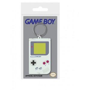 Porte-clés caoutchouc Game Boy 6cm - Nintendo