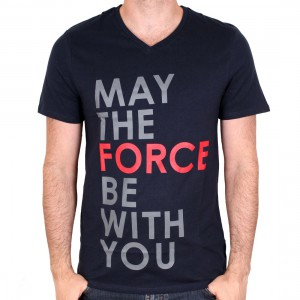 May The Force Be With You T-Shirt - Star Wars
