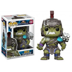 Figurine POP! Hulk 9cm Thor Ragnarok