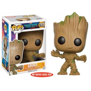 Figurine Pop! Young Groot Life Size 25cm