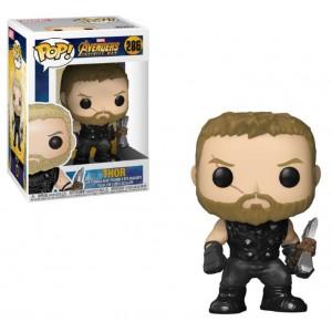 Figurine POP! Thor 9cm Avengers Infinity War 286