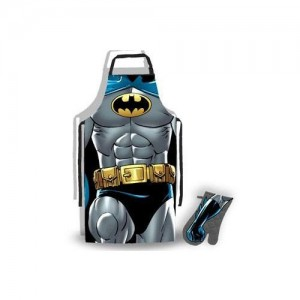 Set cuisine Batman body : tablier et gant
