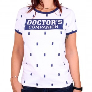 T-shirt femme Doctor Who's Companion