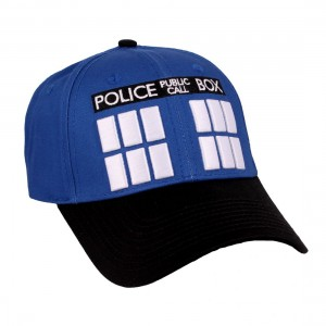 Casquette Tardis Doctor Who