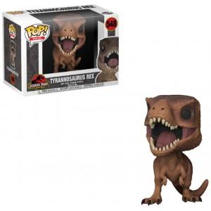 Figurine Pop! Tyrannosaurus Rex 9cm Jurassic Park