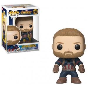 Captain America POP! Vinyl Avengers Infinity War 288