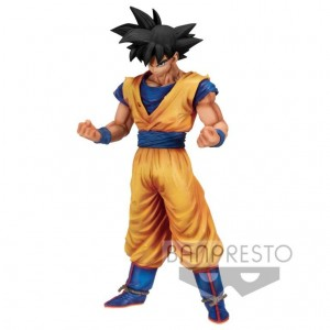Figurine Grandista Son Goku Resolution Of Soldiers 28cm