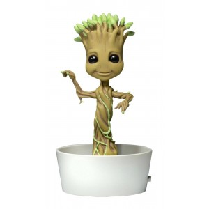 Body Knocker Bobble Figure Dancing Potted Groot 15cm