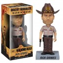 Bobble Head Rick Grimes : The Walking Dead