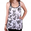 Looney Tunes Woman Tank Top All Over