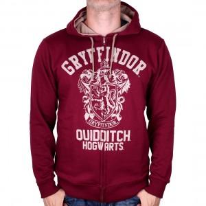 Sweat Gryffindor Quidditch Vintage - Harry Potter