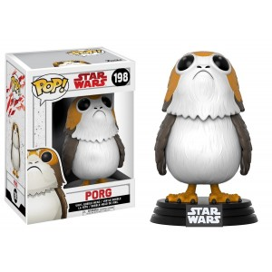 Figurine POP! Porg - The Last Jedi