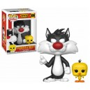 POP! Vinyl Sylvester & Tweety