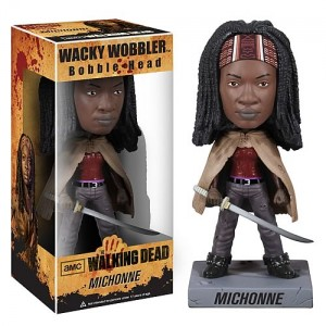 Bobble Head The Walking Dead, Michonne