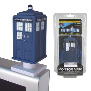 Mini Bobble Head Tardis, Doctor Who
