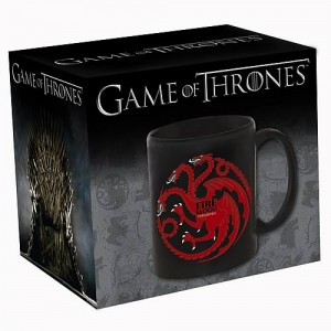 Mug desTargaryen de Game Of Thrones