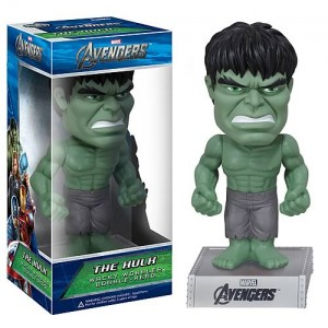 Bobble Head The Hulk, The Avengers