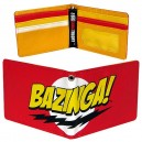 Bazinga Wallet from The Big Bang Theory
