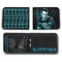Bazinga laser wallet | Sheldon Cooper from Big Bang Theory