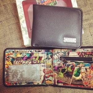 Marvel Retro wallet