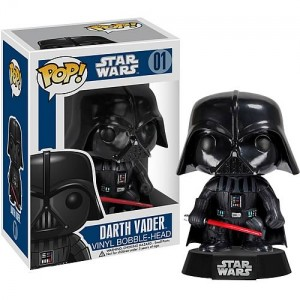Figurine Bobble Head Pop! Vinyl Dark Vador, Star Wars