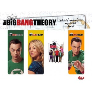 4 Marques The Big Bang Theory