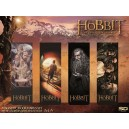 Set of 4 magnetic The Hobbit bookmarks