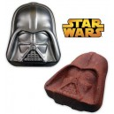 Darth Vader silicone baking tray, Star Wars
