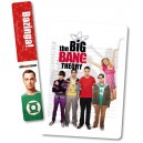 Notebook and bookmark The Big Bang Theory