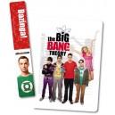 Notebook and bookmark The Big Bang Theory