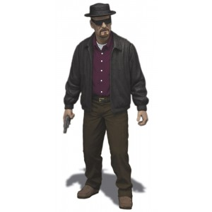 Action Figure Heisenberg 15 cm - Breaking Bad