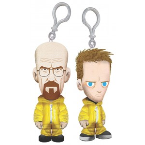 Peluches Walter White et Jesse Pinkman 2