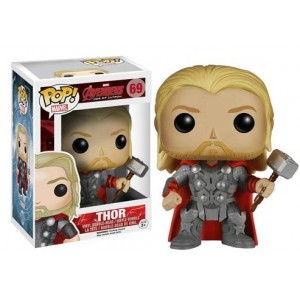 Figurine bobble Head Thor Pop! Vinyle