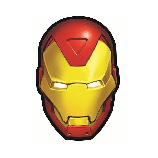 Magnet casque iron man - Image de iron man ...