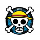Tapis de souris One Piece : Skull