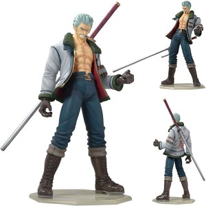Figurine Smoker, One Piece