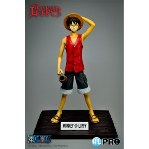 Statuette Monkey D. Luffy, One Piece