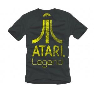 T-shirt Atari : Logo