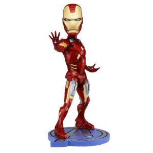 Bobble Head Iron Man de The Avengers 18 cm