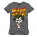 T-shirt Joker Hahaha