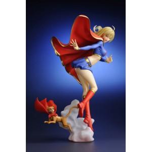 Statuette PVC 1/7 Supergirl Bishoujo 25 cm