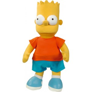 Plush Figure Bart 38 cm - Simpsons
