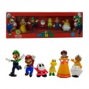 Pack de 6 figurines Super Mario Bros.