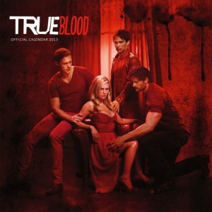 Calendrier 2013 True Blood en ANGLAIS