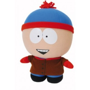 Peluche Stan de South Park 24cm
