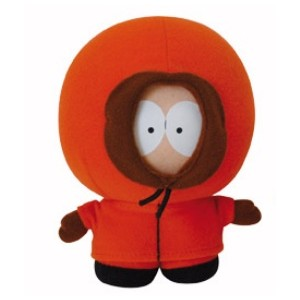 Peluche Kenny de South Park (24cm)