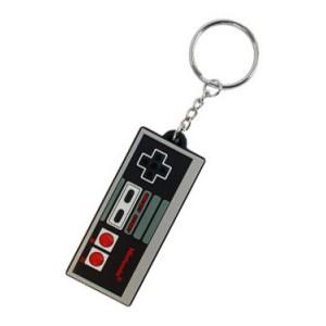 Porte-clé Nintendo, manette NES