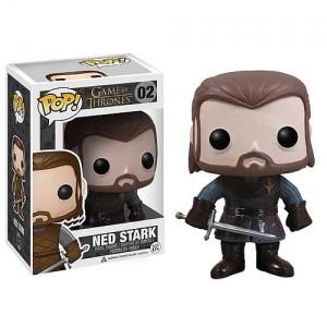 Figurine Pop! Vinyl Ned Stark, Game Of Thrones