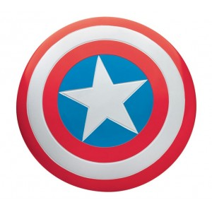 Réplique du bouclier de Captain America 60cm